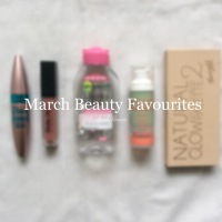 March Beauty Favourites | EG